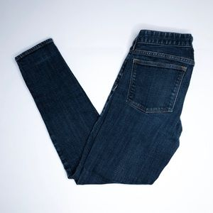 J. Crew Factory Toothpick Jeans Size 24